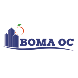 Logo for BOMA in Orange County