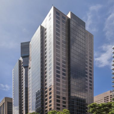 Building hero image of Symphony Towers, 750 B Street, San Diego, Ca